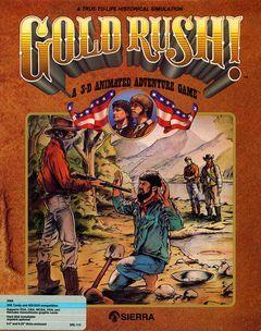 Box art for Gold Rush