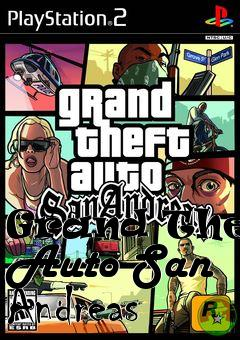 Box art for Grand Theft Auto San Andreas