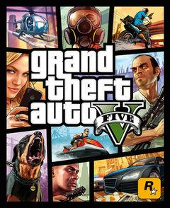 Box art for Grand Theft Auto [solve]