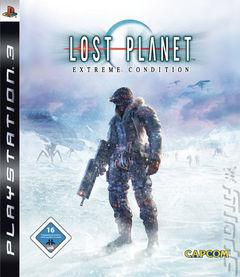 Box art for Lost Planet - Extreme Conditions