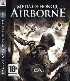 Box art for Medal of Honor - Airborne