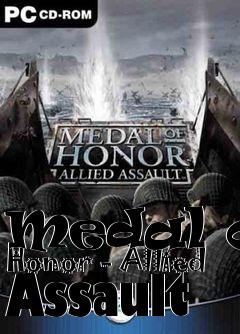 Box art for Medal of Honor - Allied Assault