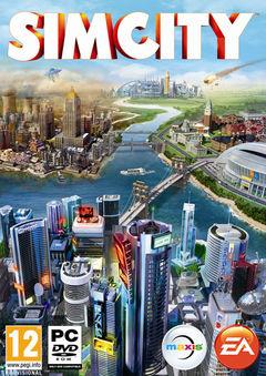 Box art for SimCity 3000