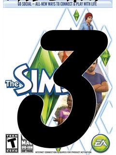 Box art for The Sims 3