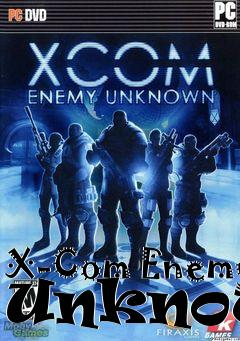 Box art for X-Com Enemy Unknown