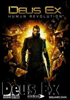 Box art for Deus Ex