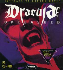 Box art for Dracula Unleashed