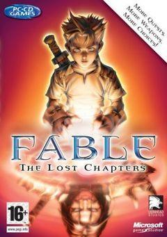 Box art for Fable - The lost Chapters