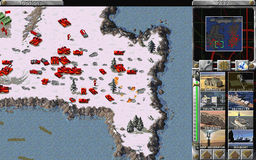 Command and Conquer: Red Alert Soviet Disc screenshot