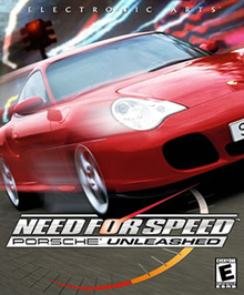 NFS Porsche Unleashed screenshot