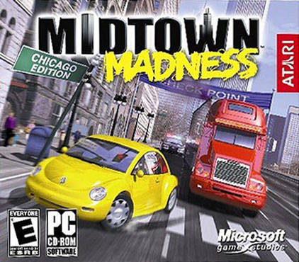 Midtown Madness screenshot