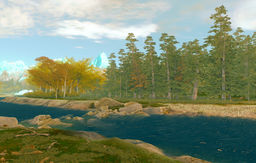 Autumn Lanscape screenshot