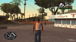 GTA SA profile incomplete screenshot