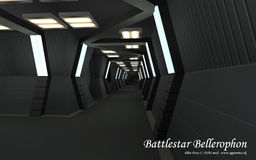 Battlestar Bellerophon - Outline ONE screenshot