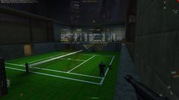Team Tennis Bagman Map screenshot