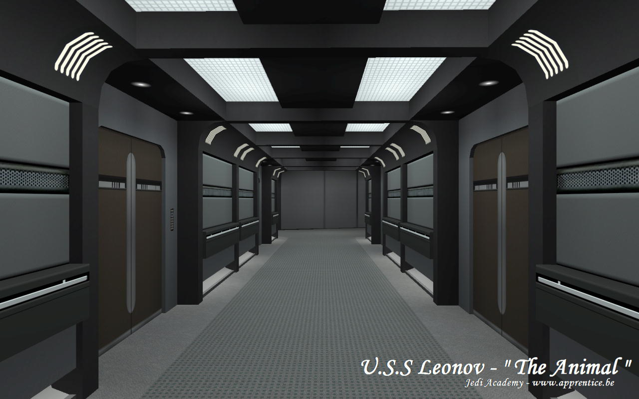 "U.S.S Leonov - ""The Animal"" - Outline THREE screenshot"