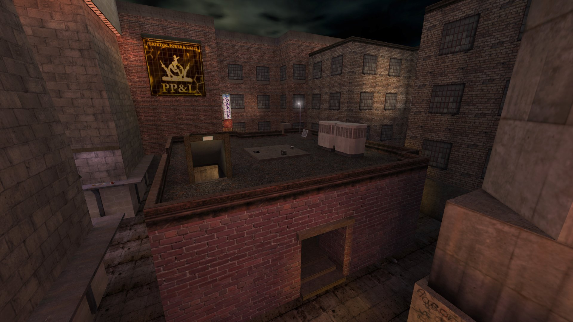 Condemned Arena Death Match Map screenshot
