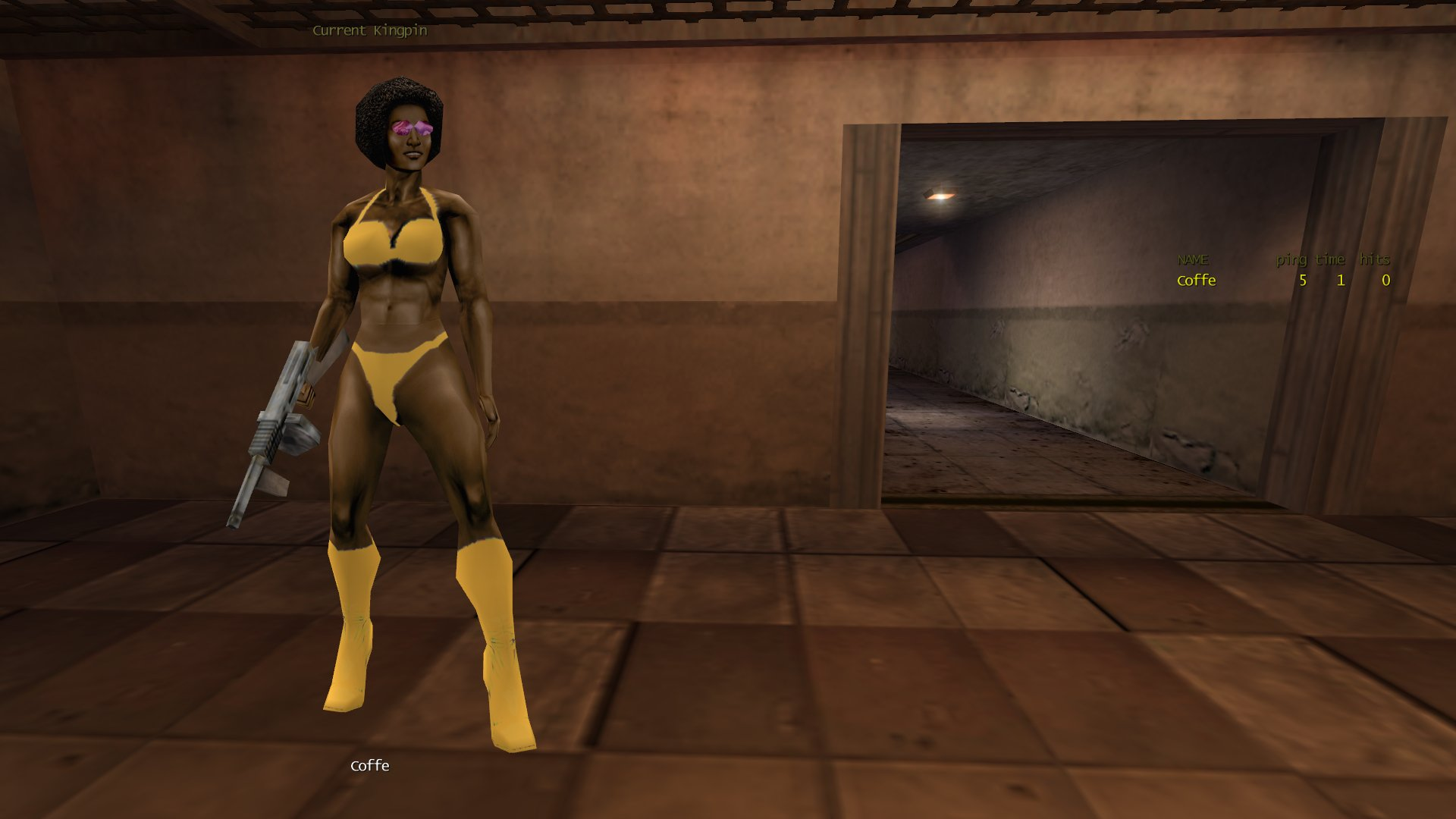 Coffy Player Model screenshot
