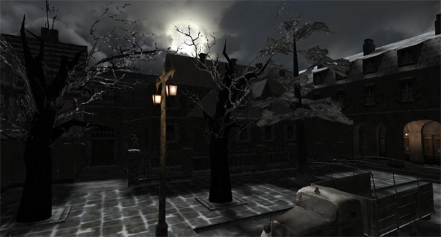 Return To Castle Wolfenstein Dark Matters v 1 1 mod free