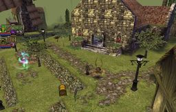 Dungeon Siege II Dungeon Siege Legendary Pack v.3.0 mod screenshot