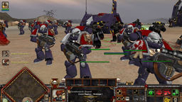 Warhammer 40,000: Dawn of War - Dark Crusade DC Updated Campaign v.1.0 mod screenshot