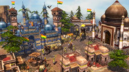 Age of Empires III: The Asian Dynasties Rise of the Indians mod screenshot