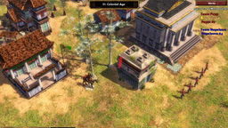 Age of Empires III: The Asian Dynasties Age of Empires III: Struggle of Indonesia  v.1.0 mod screenshot