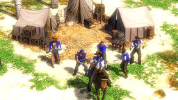Age of Empires III: The Asian Dynasties Age of Dynasties v. Epsilon mod screenshot