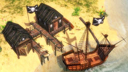 Age of Empires III: The Asian Dynasties The Age of Prosperity v.0.01 mod screenshot