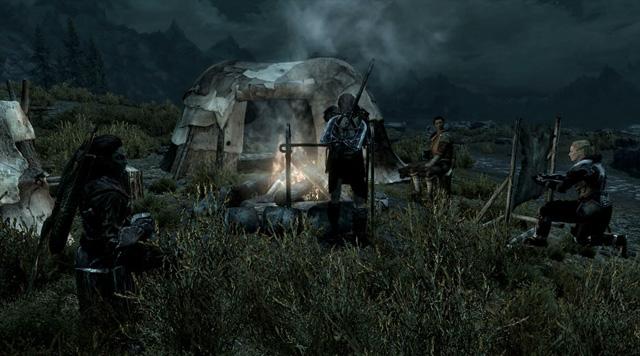 The Elder Scrolls V: Skyrim Amazing Follower Tweaks v 1 66