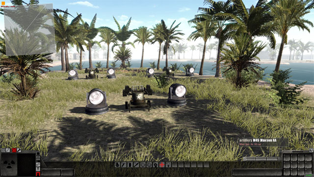 Men Of War: Assault Squad 2 Dark Rising Maps - Island Warfare mod
