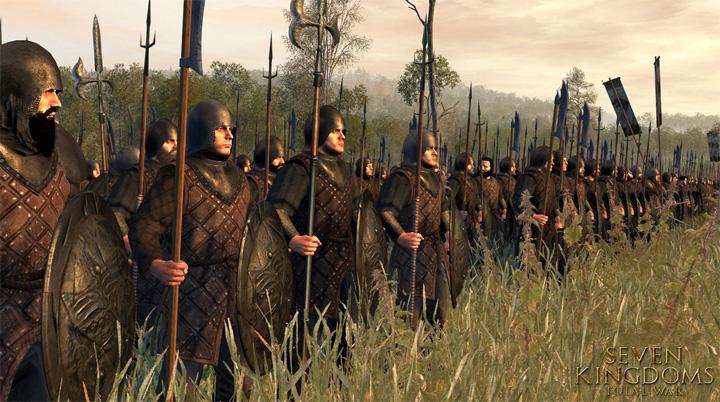 Total War: Attila Seven Kingdoms: Total War v  Alpha 1 02 mod free