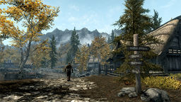 The Elder Scrolls V: Skyrim - Special Edition SSE Falskaar  v.2.1 mod screenshot