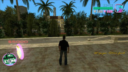 Grand Theft Auto: Vice City Grand Theft Auto Vice City Widescreen Fix mod screenshot