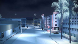 Grand Theft Auto: Vice City Winter Mod v.3.0 mod screenshot