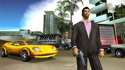 Grand Theft Auto: Vice City PS3 controller support mod screenshot