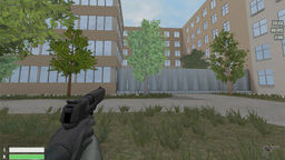 Wolfenstein Enemy Territory Wolfzone v.16.02.02 mod screenshot