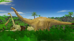 Jurassic Park - Operation Genesis Mesozoic Revolution v.1.03 mod screenshot