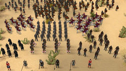 Praetorians The Lord of the Rings: The Heat of the Battle v.1.0 mod screenshot
