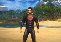 Superman Man of Steel Skin screenshot